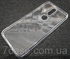 Чехол для Nokia 7.1 силиконовый прозрачный