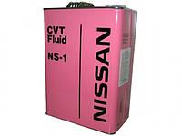 Трансмиссионное масло NISSAN NS-1 OIL (KE90999942) 5 л.