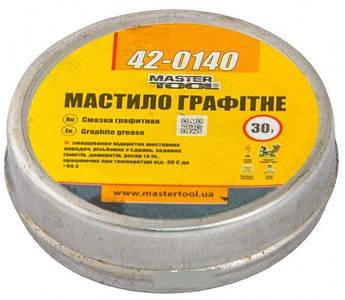Смазка графитовая Mastertool - 30г