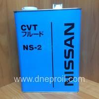 Трансмиссионное масло NISSAN CVT NS-2 (KLE520000403) 4 л. , фото 1