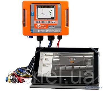 Аналізатор параметрів якості електричної енергії PQM-710UA сертифікований