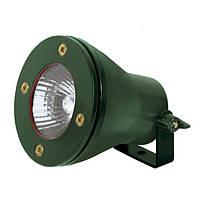 Водонепроницаемый галогенный светильник AKVEN EL-35-GN #07140