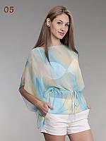 Летняя блузка шифон 05, фото 1