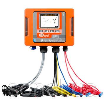 Анализатор параметров качества электрической энергии  PQM-702UA сертифицированный