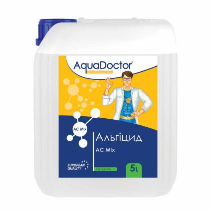 Средство против водорослей Альгицид AC MIX 5 л