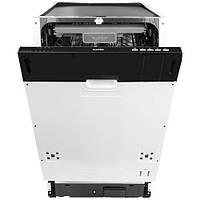 VENTOLUX DW 4510 6D LED Встраиваемая посудомоечная машина с сушкой 45 см Турция новая