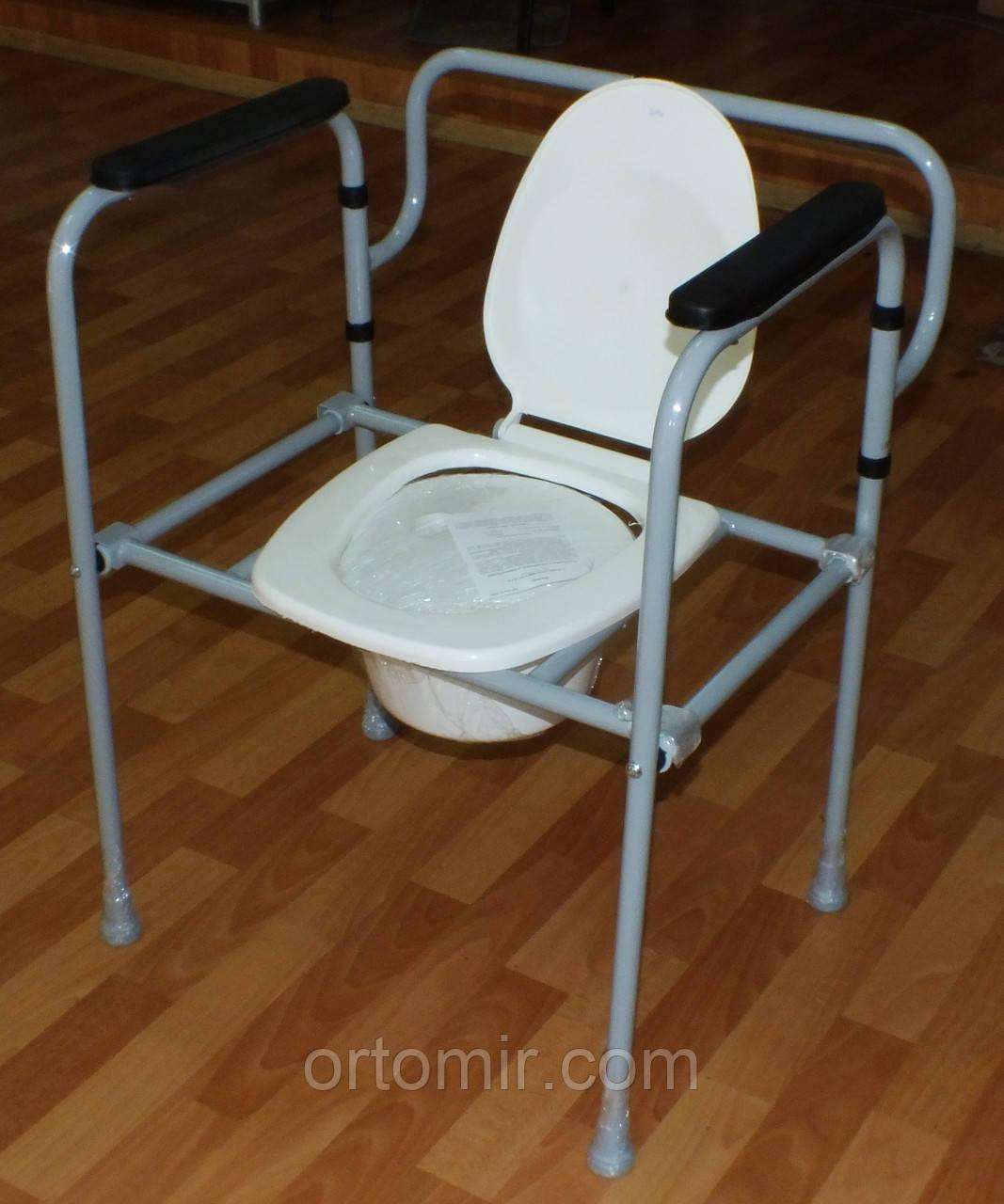 Стілець складаний туалет