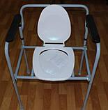 Стілець складаний туалет, фото 2