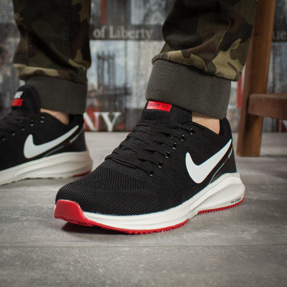 0a4f0656 Мужские кроссовки Nike Air Zoom ( черные ), цена 937,90 грн., купить ...