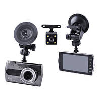 Автомобильный видеорегистратор AKLINE DVR T667 Серый KD-5926S826, КОД: 351826