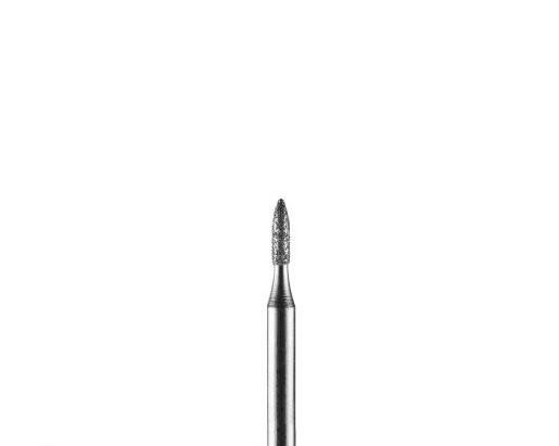 "Фреза ""пика"" 1,4мм  средней грубости Diaswiss (Швейцария), фото 1"