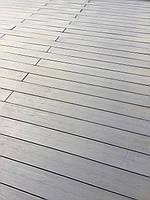 Терасна дошка ДПК Holzdorf, серія Impress 162х2400мм, фото 1