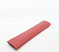 Термоусадочна трубка 10 мм червоний