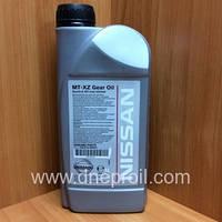 Трансмиссионное масло NISSAN для МКПП XZ Oil Sport 75w-85 (KE91699931) 1 л.