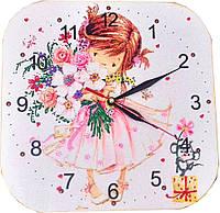 Настенные часы Gift for Soul Ручная работа РР 257 ШР
