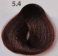 5.4 медный светло-каштановый, крем-краска для волос Lovin Color