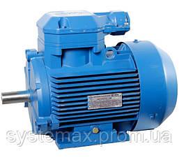 Взрывозащищенный электродвигатель 4ВР90LА8 0,75 кВт 750 об/мин (Могилев, Белоруссия), фото 2