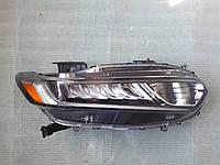 Фара правая 33100TVAA01 Honda Accord седан США 2018 БУ оригинал, фото 1