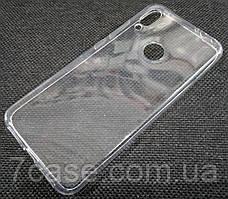 Чехол для Xiaomi Redmi Note 7 / Note 7 Pro силиконовый прозрачный