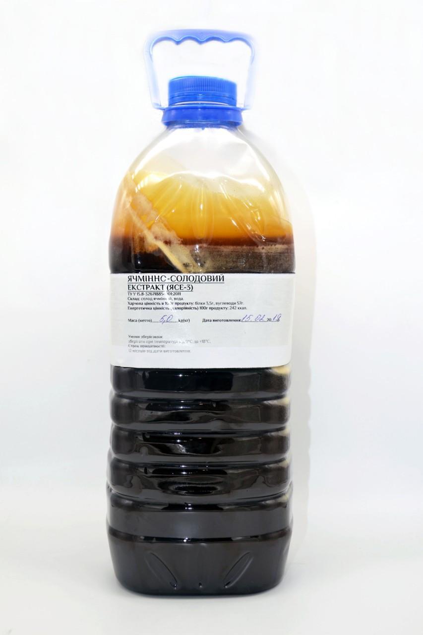 Ячменный-солодовый экстракт