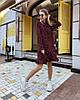 Платье, ткань: софт ( хлопок с вискозой).  Размер:С(42-44)М(44-46). Разные цвета (6355), фото 2