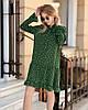 Платье, ткань: софт ( хлопок с вискозой).  Размер:С(42-44)М(44-46). Разные цвета (6355), фото 6