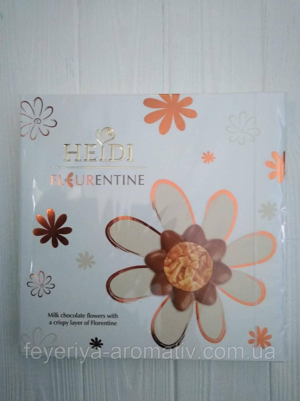 Шоколадные конфеты в коробке Heidi Fleurentine 100гр (Польша)