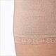 Гольфы компрессионные, 1 класс, 140 Den, (18-21 мм.рт.ст) песочные, Smooth 200, Lipoelastic, Чехия, фото 3
