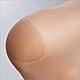 Гольфы компрессионные, 1 класс, 140 Den, (18-21 мм.рт.ст) песочные, Smooth 200, Lipoelastic, Чехия, фото 5
