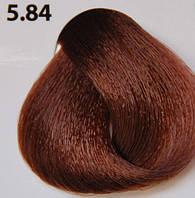 5.84 коричневый медный, крем-краска для волос Lovin Color