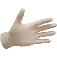 Рукавички нітрилові, Abena White - 150 шт/уп, S