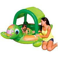 Детский надувной бассейн Черепаха Intex 57410 (180х145 см), фото 1