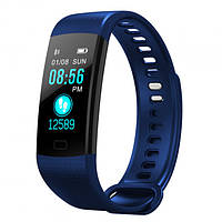 Фитнес-браслет Smart Bracelet Goral Y5 Blue