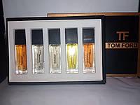 Набор мини-парфюмов Tom Ford 5 по 15мл