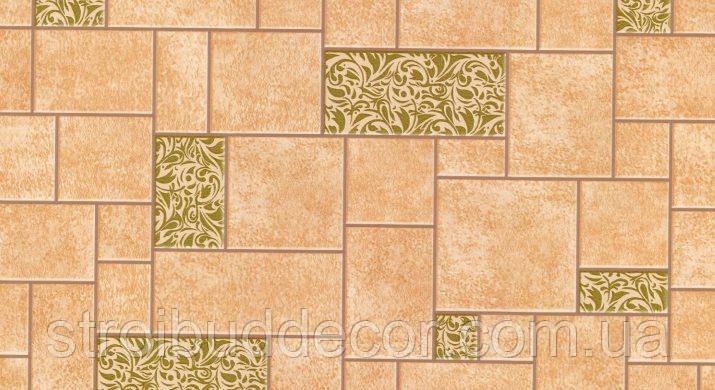 Обои бумажные мойка  Шарм 0,53*10,05 кухня ванная, коридор Фреска