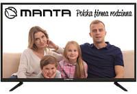 Телевизор MANTA 40LUA58K /4K UHD/ Smart TV/ T2/