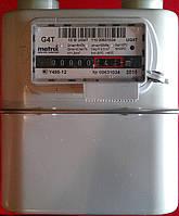 """Газовый счётчик мембранного типа """"МЕТРИКС"""" G-4T   C Термокомпенсацией"""
