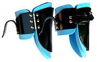 Гравитационные (инверсионные) ботинки JT02 (металл, неопрен)