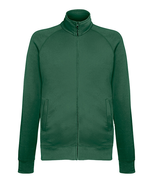 Мужская кофта на молнии XL, 38 Темно-Зеленый