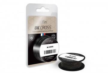 Поводочный материал FIN 8K CROSS 20m/камуфляж 15lbs, фото 2