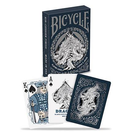 Карти гральні   Bicycle® Dragon, фото 2