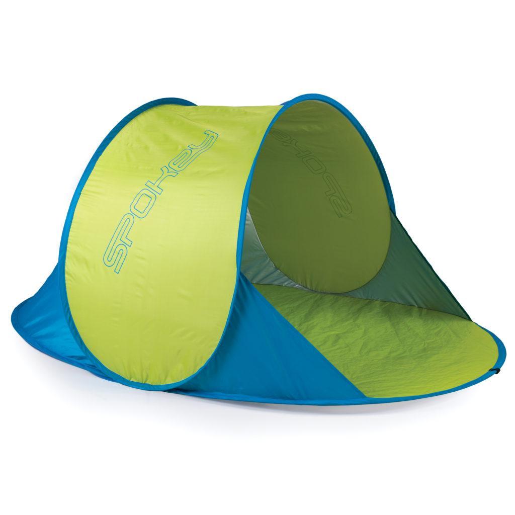 Палатка пляжная Spokey Nimbus 839624 (original) 190x120x88 см, тент, навес