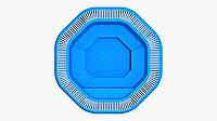 """Бассейн """"Калипсо-1"""" (диаметр: 3,2 м, глубина: 0,83 м)"""