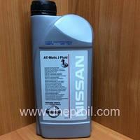Трансмиссионное масло NISSAN MATIC J (KE90899932) 1 л., фото 1