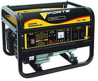 Генератор бензиновый Forte FG3500E (2.5/2.7кВт) 220в