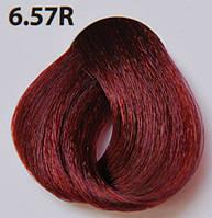 6.57R темно-русый фиолетовый красное дерево, крем-краска для волос Lovin Color