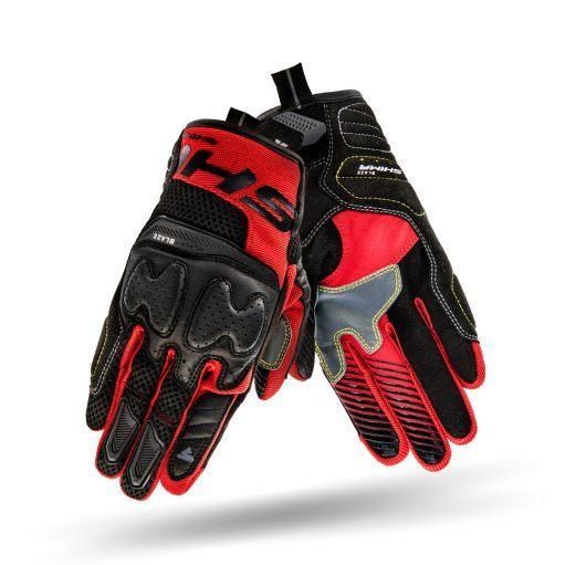 Мотоперчатки Shima Blaze Red