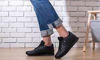 Кроссовки мужские в стиле Reebok (Кожа)