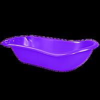 Детская ванночка с термометром Фиолетовый перламутр 18-123074-7, КОД: 354719