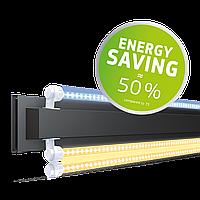 Осветительная балка Juwel MultiLux LED 60 cm 593 мм,мощность 1x12 W DAY & 1x12 W NATURE